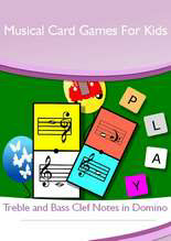 Musical Card Games for Kids